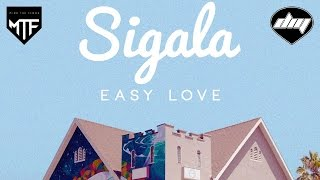 Sigala - Easy Love (Lyric Video)