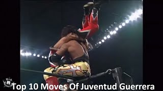 Top 10 Moves Of Juventud Guerrera (WCW)