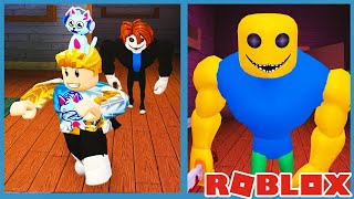WHAT IF GRANNY WAS A BACON HAIR?! - Roblox Bakon with my Nephew