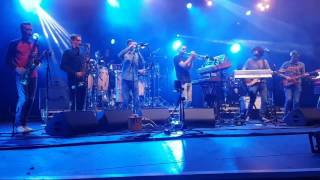 Snarky Puppy Manchester UK 4/05/17  Awesome Bill Laurance Lingus Solo !
