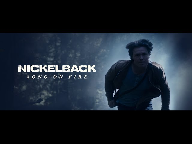 "Video oficial de ""Song on fire"" de Nickelback"