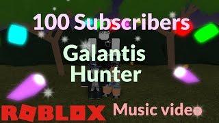 Hunter Galantis | ROBLOX music video