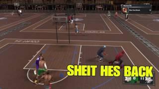 NBA 2K17 CROSSOVER MIX(Shot Creator)