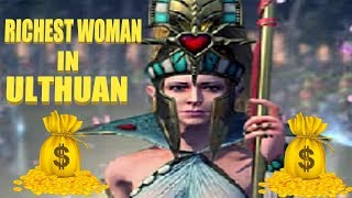 The Richest Woman in Ulthuan - Alarielle Mortal Empires Livestream