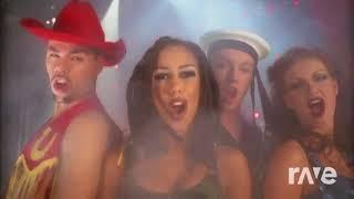 Axel F Boom, Boom!! - Vengaboys & Crazy Frog | RaveDJ