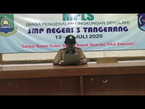 Materi daring PLS SMP Negeri 3 Kota Tangerang