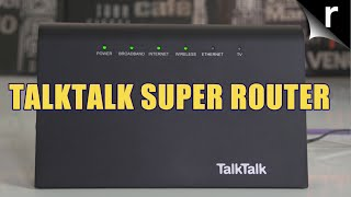 TalkTalk Super Router HG633: Hands on