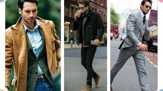 MODA para hombres | OUTFITS chicos elegantes y casual | street style