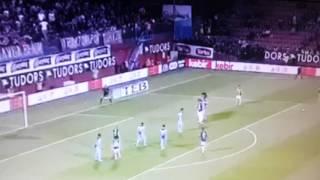Fenerbahçe Trabzonspor Robin van persie frikik golu
