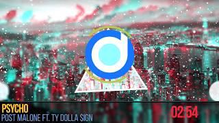 Post Malone - Psycho ft. TY Dolla $ign [NIGHTCORE]
