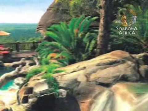 Luxury game lodge safaris