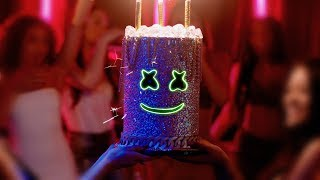Chris Brown, Tyga & Marshmello - Light It Up