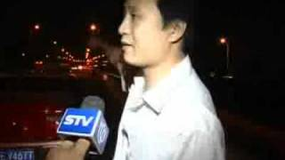 上海一公交连撞11车 致3死14伤
