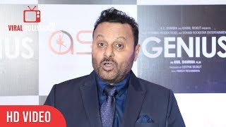 Anil Sharma Full Interview | Genius Movie Post Shoot Wrap-Up Party width=