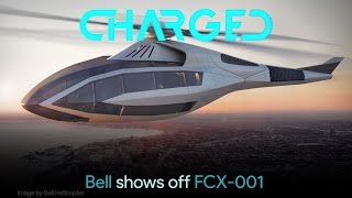 QuickCharge: Bell shows off its first concept helicopter called FCX-001