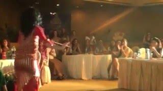 Elina Yasagashvili 1 place-folklore Cairo Khan Festival Cairo