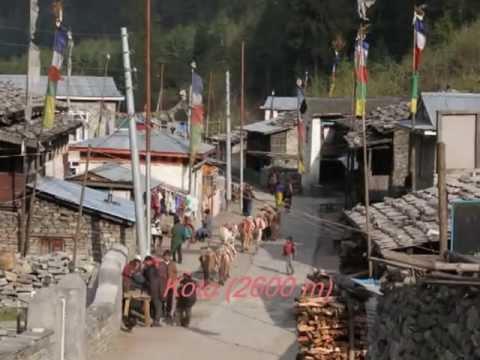 TREKKING NEPAL PART 2 (Annapurna Circuit)