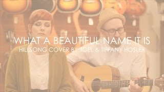 "Hillsong United's ""What A Beautiful Name It Is"" Acoustic Cover"