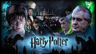 Harry Potter a Kámen mudrců parodie