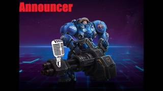 Tychus Announcer Quotes