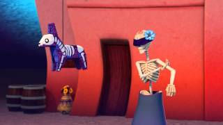 """Corto Pixar """"Dia De Los Muertos"""""""