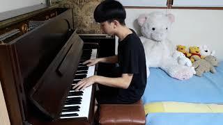 시대를 초월한 마음 (piano cover)