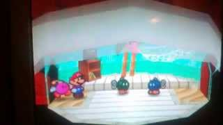 Paper Mario 64 Bruce's Funny and Stupid Moment