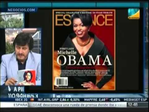 Mónica Pérez de las Heras te acerca a Michelle Obama en Intereconomía Business