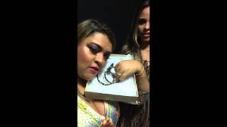 EM TERESINA: Raquel Dias e Preta Gil nos bastidores da LUCK TERESINA