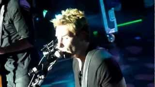 Nickelback - Trying Not to Love You -- Live At AB Brussel 06-09-2012