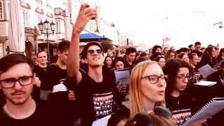 Rammstein - Engel (FLASHMOB LANDESJUGENDCHOR 2016)