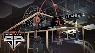 Isaiah Thomas' floater | Sport Science | ESPN Archives