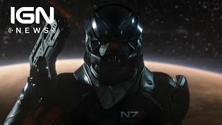Mass Effect: Andromeda Release Date Seemingly Given Away - IGN News