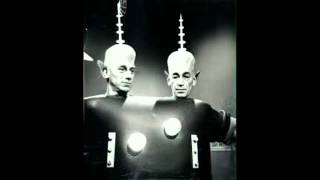 Classic  Alien sound effects From old TV, cartoons and Si Fi Movies
