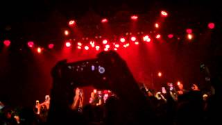 PARTYNEXTDOOR- Wus Good / Curious Live at The Roxy #PNDLive