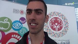 Special Olympics : Marouane Amallah, un champion en or