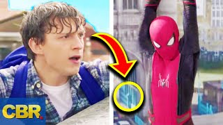 Spider-Man Far From Home Trailer: Small Details You Missed