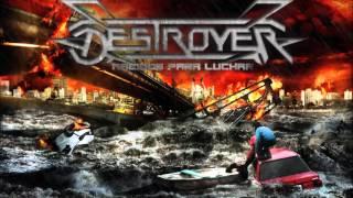 Destroyer   12 -  Nacidos Para Luchar