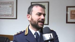 CROTONE: CONFERENZA STAMPA TENTATO OMICIDIO FRANCESCO SULLA