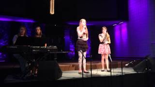 """The Prayer"" Elisa and Becky's Duet (Live)"
