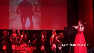 El Tango de Roxanne-Sound track from the Moulin Rouge (Cover by Nikoleta Pavlovic)