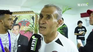 Déclarations et coulisses du jubilé de la légende Ahmed Faras