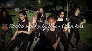 Shatta wale x dj flex-chop kiss Choreograhy || Mixdancers - FlavoursCrew||