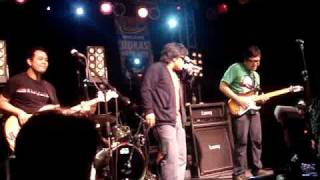 burnout - - sugarfree live at dencios riverbanks 010309