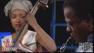 Wayne Shorter Plays Footprints with Esperanza Spalding - Live 2013
