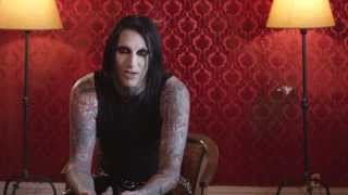 """Motionless In White - Behind the Scenes of """"Reincarnate"""""""
