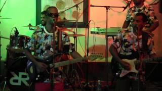 "Goan Band "" Double R "" - LIVE at LEDA - Paper Roses"