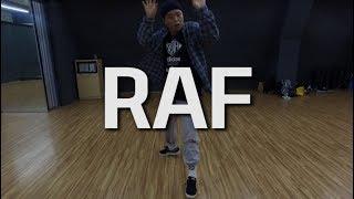 RAF (FT. A$AP ROCKY, PLAYBOI CARTI, QUAVO, LIL UZI VERT & FRANK OCEAN) - A$AP MOB | Yellow D Choreo