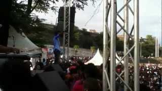 Difinissom di Mudjer Live @ POWA SWAGG Fest (CV Móvel)