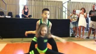 Best Kid's samba dance ever